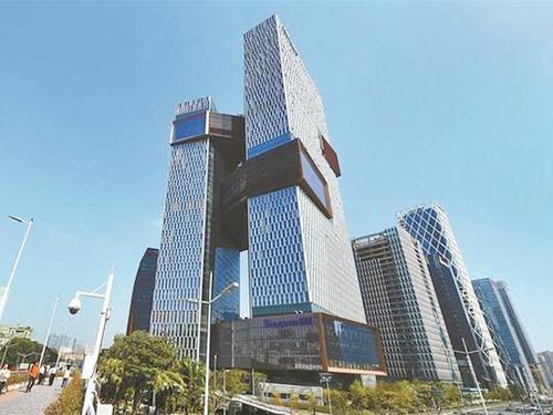 深圳騰訊大廈